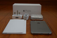 Unlocked Apple iPhone 6 - 16GB Space Grey MINT Condition