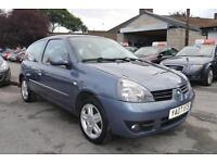 2007 RENAULT CLIO 1.2 ( a/c ) Campus Sport i-music 2 OWNERS