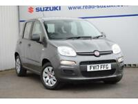 2017 Fiat Panda 1.2 Pop 5dr Petrol grey Manual