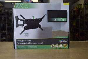"""Brand New 37"""" to 80"""" Multi Position TV Wall Mount"""