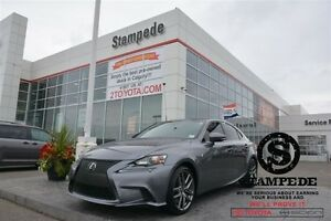 2015 Lexus IS 350 4DR SDN AWD   -