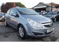 2008 VAUXHALL CORSA 1.2i 16v Breeze 3 DOOR LONG MOT