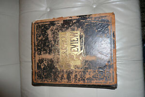 Very old history book