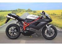 Ducati 848EVO Corse **Brembo Brakes, Tank Pad, Ohlins Suspension**