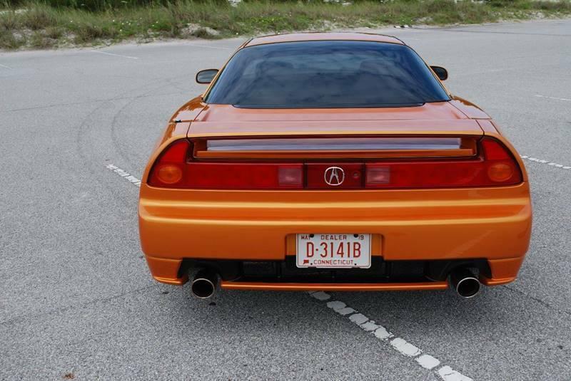 Image 9 Voiture Asiatique d'occasion Acura NSX 2004