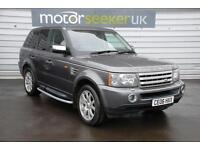 2006 Land Rover Range Rover Sport 2.7 TDV6 HSE 5dr Auto full history cambelt ...