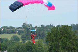 Skydive with Skydive Toronto Inc.