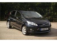 Ford Fiesta TITANIUM `INDIVIDUAL` TDCI