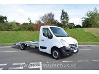 2013 Renault Master Recovery Vehicle Beavertail Transporter 2.3 2dr