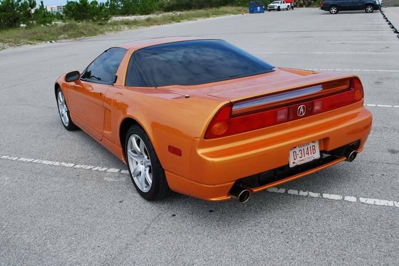 Image 8 Voiture Asiatique d'occasion Acura NSX 2004