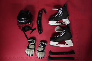 KIT DE PATINAGE POUR ADULTE [ patin / casque etc...]