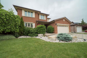 COMPLETELY RENOVATED EXECUTIVE STYLE HOME IN QUIET, MATURE AREA