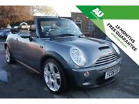 2006 Mini 1.6 Cooper S (CHILLY) CONVERTIBLE CABRIOLET