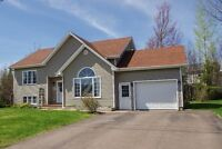 BEAUTIFUL RAISED RANCH IN DIEPPE WITH PRIVATE BACKYARD
