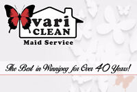 Residential Cleaner P/T Monday-Friday