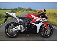 Honda CBR 600 RA-C **ABS, Tank Pad, Tinted Screen**