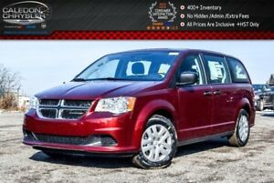2018 Dodge Grand Caravan New Car CVP|Power Windows|Keyless Entry