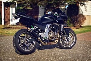 Kawasaki z750 2006