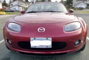 2006 MAZDA MX-5 GS/Sport - LOW KMs, WELL MAINTAINED - $14400