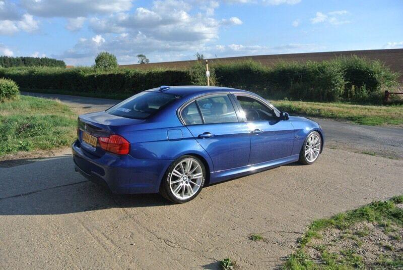 2007 BMW 325D M Sport 3.0 6 Cylinder Diesel