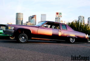 77 coupe deville lowrider