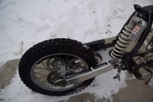 2011 Suzuki DRZ 400 S complete OEM REAR SHOCK  ONLY $199 complet