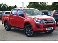 2019 Isuzu D-Max 1.9 Fury Double Cab 4x4 Double Cab Pick Up Diesel Manual