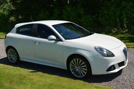 Alfa Romeo Giulietta 1.4 TB MultiAir 170bhp Veloce 2012 WHITE LEATHER HEAT SEATS