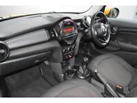 2014 MINI Hatch 1.5 Cooper D (s/s) 5dr Diesel orange Manual