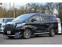 2016 (66) TOYOTA ALPHARD Executive Lounge 3.5 V6 E51 Elgrand Auction Grade 5/A/A