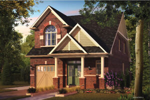 One Year New, Beautiful 4 Bdr House in Sharon Village