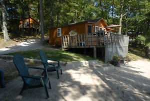 September is new August-Book Fall Cottage Getaway in Kawarthas