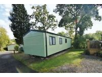 Willerby Skye 37x12 2 bed, 2017 model, new, static, green, Lakes, 5*, countyrisde, owners only
