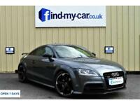 2014 63 Audi TT Coupe 2.0TDI ( 170ps ) quattro Black Edition