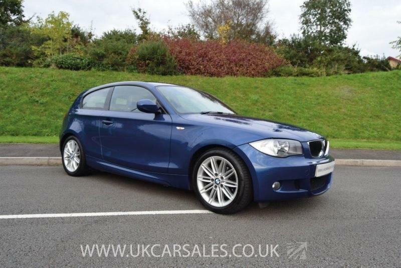 2011 bmw 1 series 2 0 116d m sport 3dr in fforestfach swansea gumtree. Black Bedroom Furniture Sets. Home Design Ideas