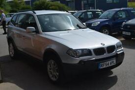 2004 BMW X3 2.5i SE