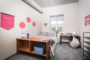Looking to sublet from May to August 2018.