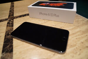 iPhone 6s Plus 64GB - Bell - Mint Condition