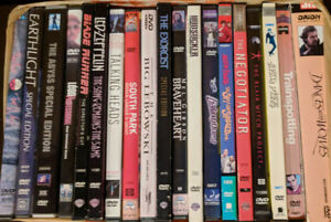 Unusual little DVD collection