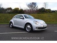 2012 Volkswagen Beetle 2.0 TDI Design 3dr
