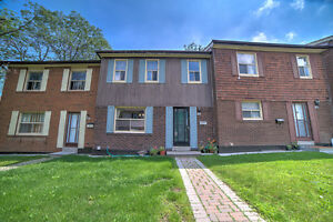 Beautiful Two Bedroom Two Bathroom Townhouse For Sale