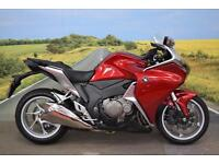 Honda VFR1200 **Excellent Condition, Good Tyres, Tank Pad, ABS