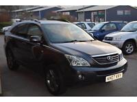2007 LEXUS RX 400h 3.3 SE CVT Auto