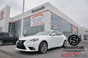 2014 Lexus IS 250 4DR SDN AWD   -