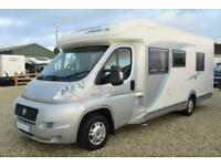 2011 CHAUSSON WELCOME 76 FIXED BED MOTORHOME FOR SALE