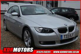 2007 BMW 325i SE - 2.5L AUTO - COUPE - 84K - F/S/H - PRIVATE PLATE INCLUDED