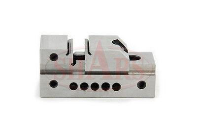 Shars 1 Precision Grinding Screwless Mini Insert Vise Toolmaker Steel .0002