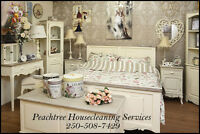 $18 an hr Peach Tree House Cleaning Services