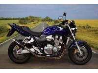 Honda CB1300 **ABS, Top Box Rack, Tank Pad, Heated Grips, Good Tyres