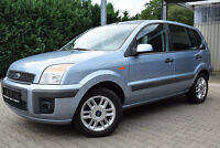 Ford Fusion 1,6 Style 1.Hand AHK ABS Klima